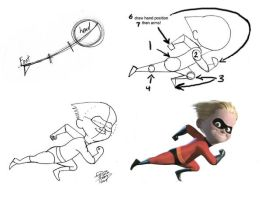 Draw a Runner by Diana-Huang