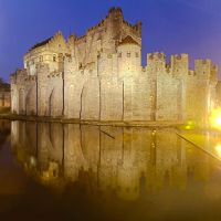 Gravensteen by pumpwerk