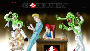 The real Ghostbusters_2 by Albert217
