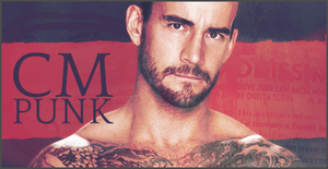 CM Punk Signature by ViceEmerald