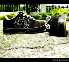DVS Shoes- Revival Splat by chawie