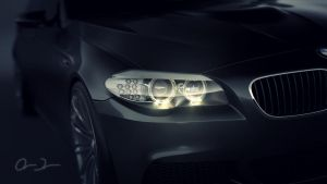 BMW M5 F10_III by DuronDesign