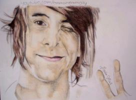 Alex Gaskarth by blinketyblink