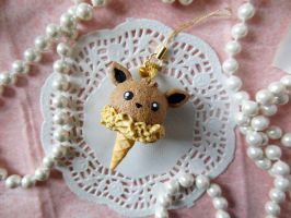 Eevee Ice Cream Strap by KeoDear
