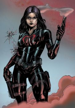Baroness Eccc By Robert Atkins2 by Stirlz