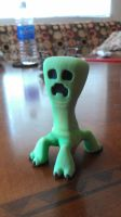 Creeper 3D Print by JoshMaule