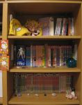 Anime and Manga Collection by maycelestia