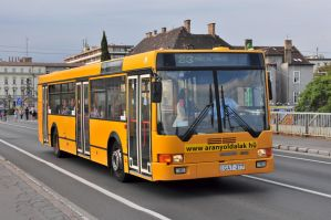 The first Ikarus 412 by Seth890603