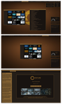 Aperture (Portal Inspired Theme and Rainmeter) by decagonal