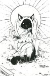 Kitty of Nazareth by Kehmy