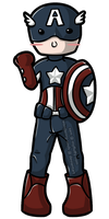Captain :D by sambeawesome