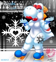 Whayslin Snow is unsure by Bowser2Queen