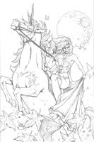 Grimm Fairy Tales 43 - Pencils by SquirrelShaver