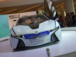 BMW Vision EfficientDynamics 1 by pete7868