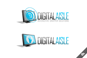DigitalAisle Logo by dFEVER