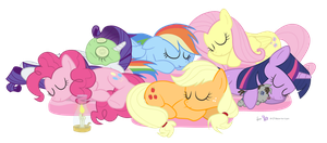 Let Sleeping Ponies Lie by dm29