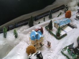 Holiday Village 2012 by Allhallowseve31