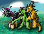 For you, Feuriah and Vheissu (gift) by AtomicPhoton