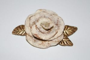 Greek Statue Inspired Rose by nic0lekA