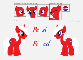 Pepsi Fizzed Reference Sheet by DocterWhoovesFan