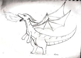dragon by TwiBusters