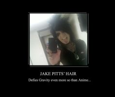 Jake Pitts Motiv by LuciferxMorningStar