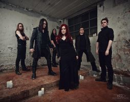 Metal band: Poetica, promotional work #1 by RuudPhotography