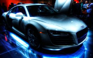 Audi R8 HDR by Calzinger