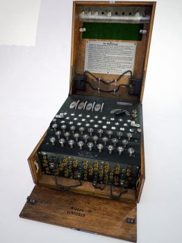 Enigma Machine by TMC-Deluxe