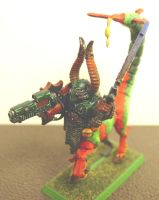 Chaos Centaur-1,another view by Drknght61
