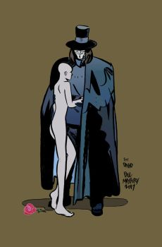 V For Vendetta by paulmaybury