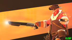 My engie by Kleaptf2