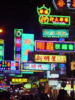 neon lights by jenny-fur-tography