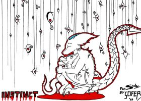 Shadow's competition -Instinct by Scifer