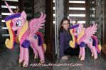 30 inches Princess Cadence by agatrix