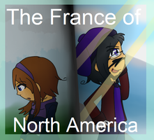 [APH] The France of North America by poi-rozen