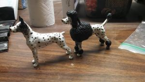 Breyer Dog Works in Progress by Megido23