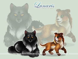 Lunaris for Gothicat World by calie-coco