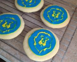 Cookies for the Alliance! by LittleFireDragon