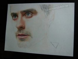 Jared Leto - 30 Seconds To Mars - WIP by A-D-I--N-U-G-R-O-H-O