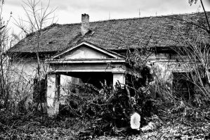 abadoned house by Arth72