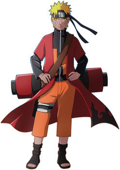 naruto sage by AresZxx