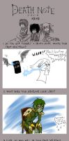 Snow-child did the DN-Meme by LepusDiscordia