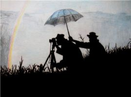 The Photographer by lost-in-a-fishbowl