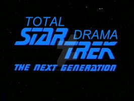 Total Drama Star trek the net generation by p51cmustang
