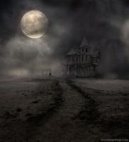 Spooky House by Wodger