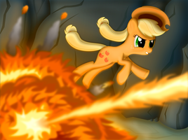 The Dragon's Fury by CTB-36