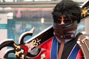 Final Fantasy X - Auron by EnigmatiCDreaM5