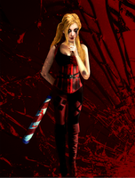 Harley Quinn by Ristay