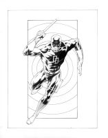 DareDevil_the Man Without Fear by MichaelBair